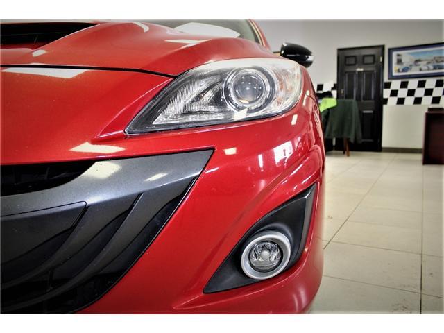 2013 Mazda MazdaSpeed3 MSP3 (Stk: -) in Bolton - Image 9 of 24