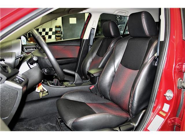 2013 Mazda MazdaSpeed3 MSP3 (Stk: -) in Bolton - Image 14 of 24