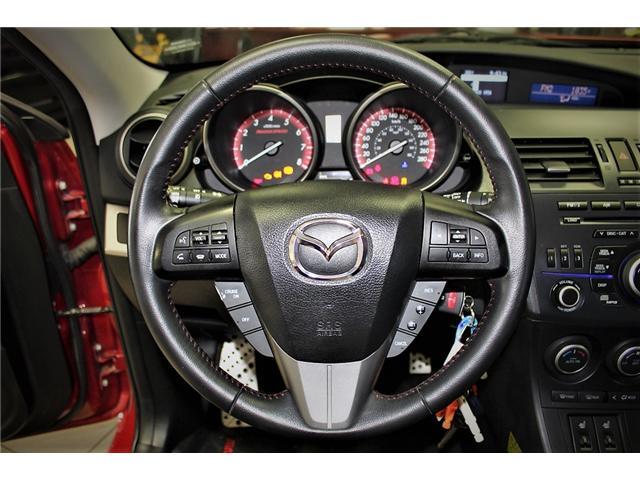 2013 Mazda MazdaSpeed3 MSP3 (Stk: -) in Bolton - Image 16 of 24