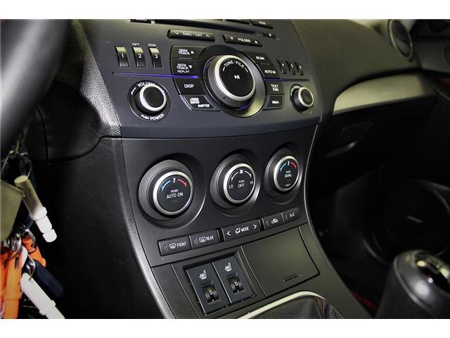 2013 Mazda MazdaSpeed3 MSP3 (Stk: -) in Bolton - Image 19 of 24