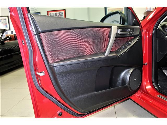 2013 Mazda MazdaSpeed3 MSP3 (Stk: -) in Bolton - Image 12 of 24