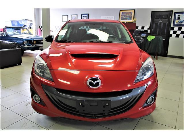 2013 Mazda MazdaSpeed3 MSP3 (Stk: -) in Bolton - Image 8 of 24