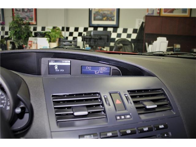 2013 Mazda MazdaSpeed3 MSP3 (Stk: -) in Bolton - Image 21 of 24