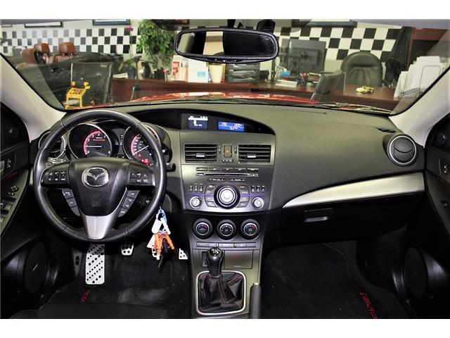 2013 Mazda MazdaSpeed3 MSP3 (Stk: -) in Bolton - Image 15 of 24