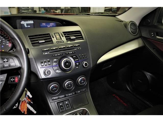 2013 Mazda MazdaSpeed3 MSP3 (Stk: -) in Bolton - Image 20 of 24