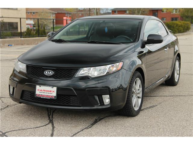 2011 Kia Forte Koup 2.4L SX Luxury (Stk: 1902066) in Waterloo - Image 1 of 22