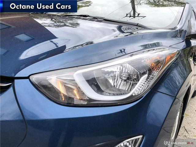 2015 Hyundai Elantra Sport Appearance (Stk: ) in Scarborough - Image 8 of 25