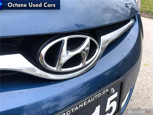 2015 Hyundai Elantra Sport Appearance (Stk: ) in Scarborough - Image 9 of 25