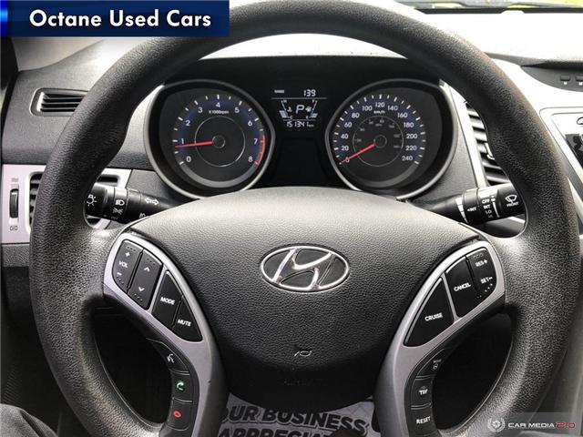 2015 Hyundai Elantra Sport Appearance (Stk: ) in Scarborough - Image 14 of 25