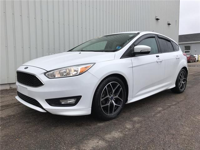 2016 Ford Focus SE (Stk: N312A) in Charlottetown - Image 1 of 20
