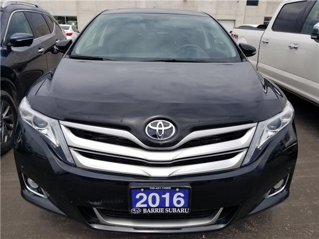 2016 Toyota Venza Base V6 (Stk: 19SB128A) in Innisfil - Image 1 of 6