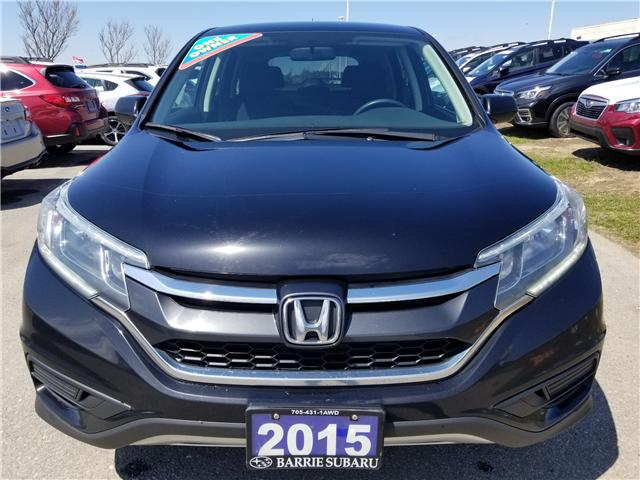 2015 Honda CR-V SE (Stk: 19SB478A) in Innisfil - Image 2 of 16