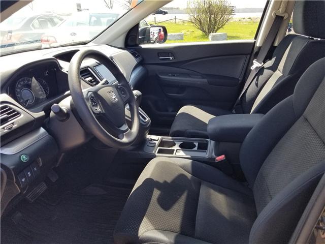 2015 Honda CR-V SE (Stk: 19SB478A) in Innisfil - Image 11 of 16