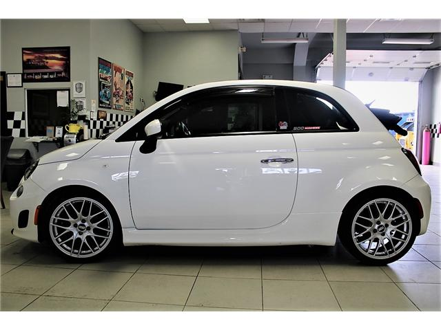 2014 Fiat 500C Abarth (Stk: ) in Bolton - Image 2 of 27