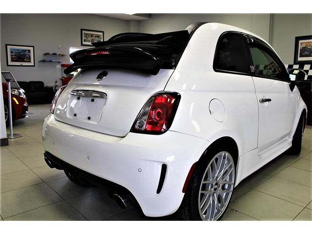 2014 Fiat 500C Abarth (Stk: ) in Bolton - Image 5 of 27