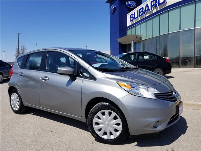 2015 Nissan Versa Note 1.6 S (Stk: 19SB426A) in Innisfil - Image 1 of 15
