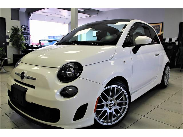 2014 Fiat 500C Abarth (Stk: ) in Bolton - Image 1 of 27