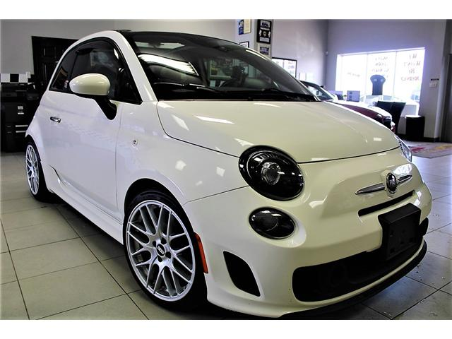 2014 Fiat 500C Abarth (Stk: ) in Bolton - Image 7 of 27