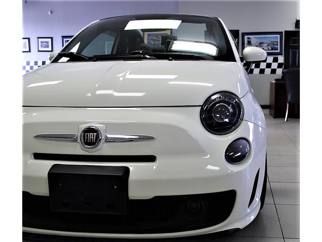 2014 Fiat 500C Abarth (Stk: ) in Bolton - Image 9 of 27