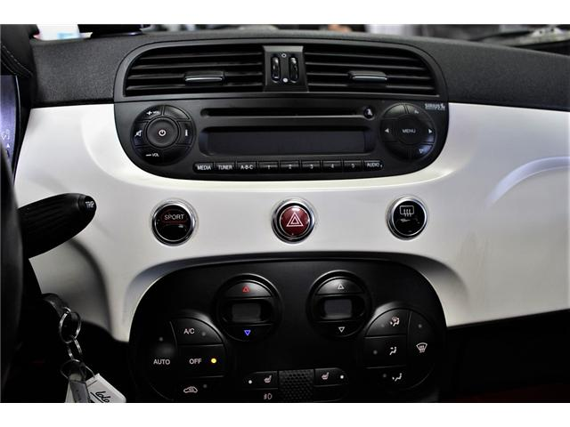 2014 Fiat 500C Abarth (Stk: ) in Bolton - Image 25 of 27