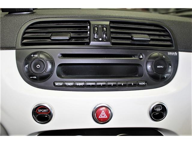 2014 Fiat 500C Abarth (Stk: ) in Bolton - Image 24 of 27