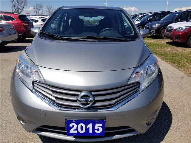2015 Nissan Versa Note 1.6 S (Stk: 19SB426A) in Innisfil - Image 2 of 15