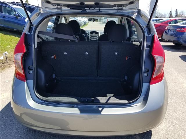 2015 Nissan Versa Note 1.6 S (Stk: 19SB426A) in Innisfil - Image 7 of 15