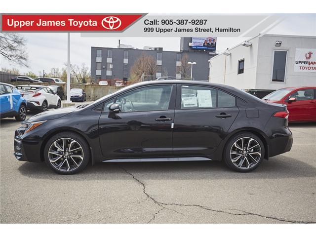 2020 Toyota Corolla SE (Stk: 200034) in Hamilton - Image 2 of 19