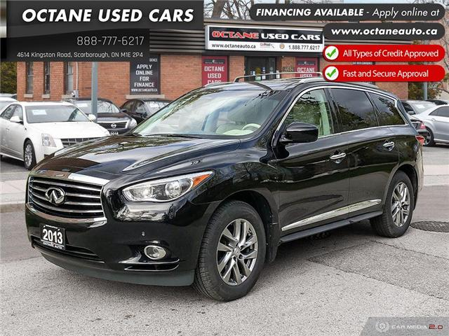2013 Infiniti JX35 Base (Stk: ) in Scarborough - Image 1 of 25