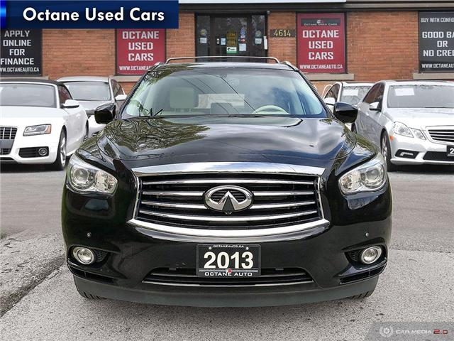 2013 Infiniti JX35 Base (Stk: ) in Scarborough - Image 2 of 25
