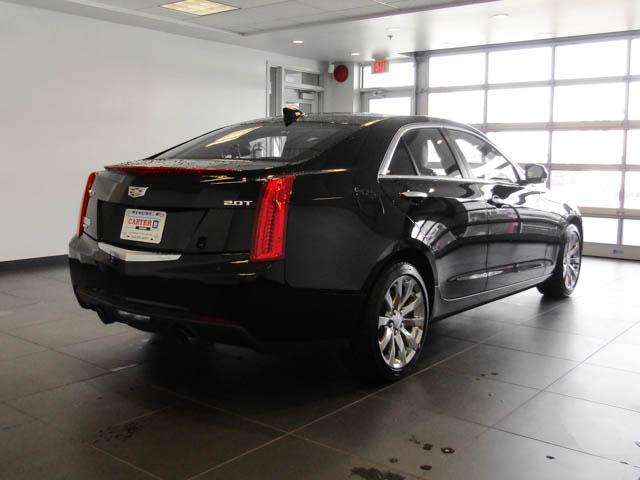 2018 Cadillac ATS 2.0L Turbo Luxury (Stk: P9-58320) in Burnaby - Image 4 of 25