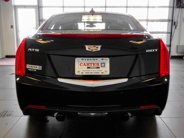 2018 Cadillac ATS 2.0L Turbo Luxury (Stk: P9-58320) in Burnaby - Image 5 of 25