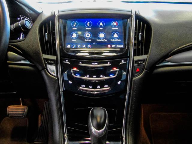 2018 Cadillac ATS 2.0L Turbo Luxury (Stk: P9-58320) in Burnaby - Image 19 of 25