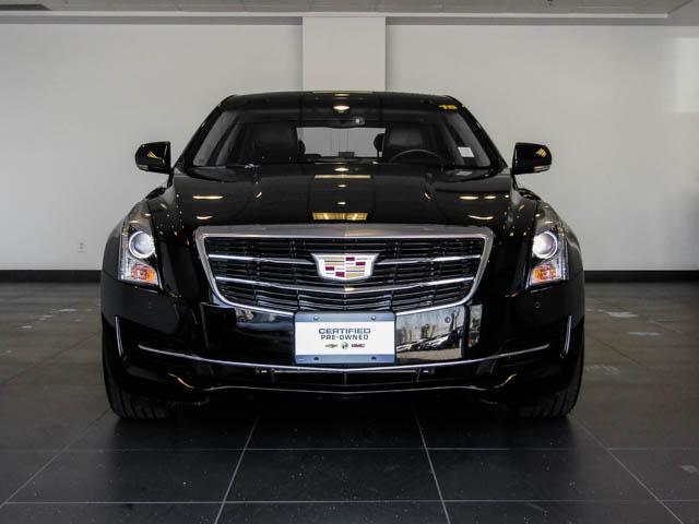 2018 Cadillac ATS 2.0L Turbo Luxury (Stk: P9-58320) in Burnaby - Image 9 of 25