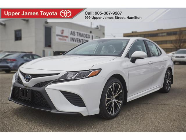 2019 Toyota Camry SE (Stk: 190531) in Hamilton - Image 1 of 18