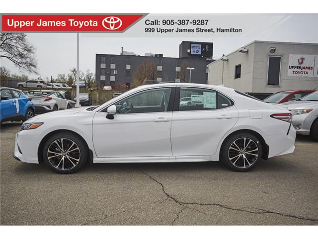 2019 Toyota Camry SE (Stk: 190531) in Hamilton - Image 2 of 18