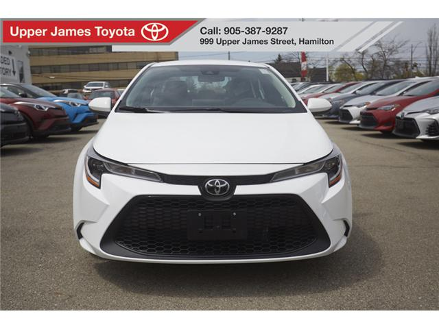 2020 Toyota Corolla LE (Stk: 200018) in Hamilton - Image 3 of 16