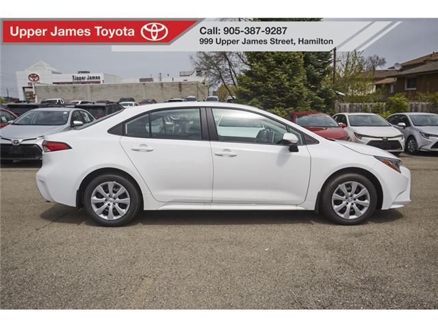 2020 Toyota Corolla LE (Stk: 200018) in Hamilton - Image 5 of 16