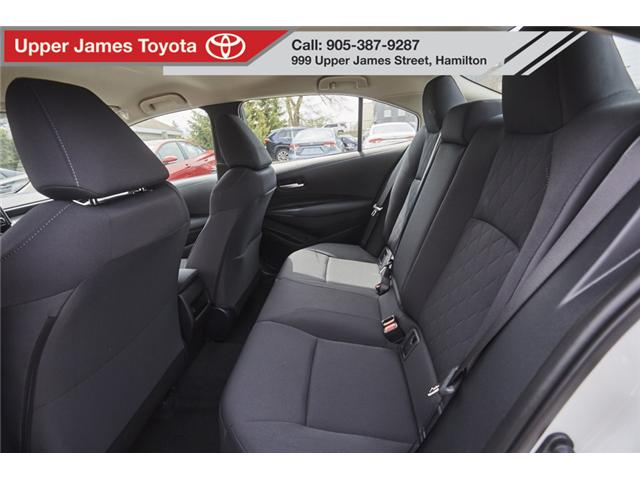2020 Toyota Corolla LE (Stk: 200018) in Hamilton - Image 9 of 16