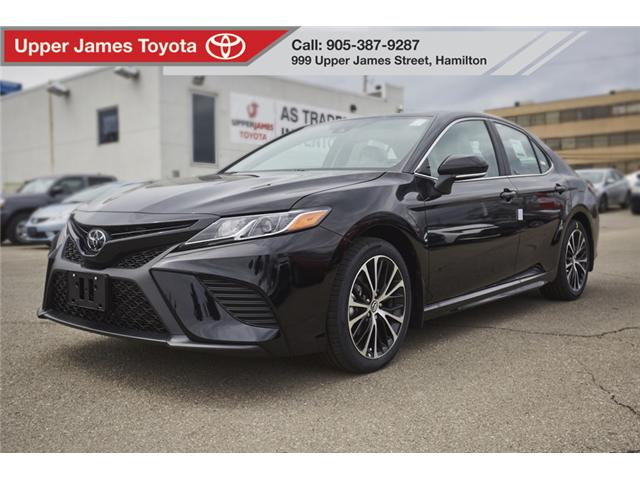 2019 Toyota Camry SE (Stk: 190549) in Hamilton - Image 1 of 16