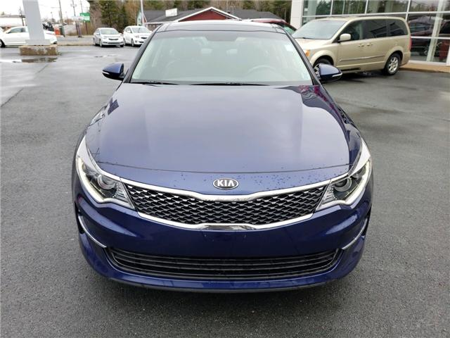 2018 Kia Optima EX Tech (Stk: 18200) in Hebbville - Image 4 of 28