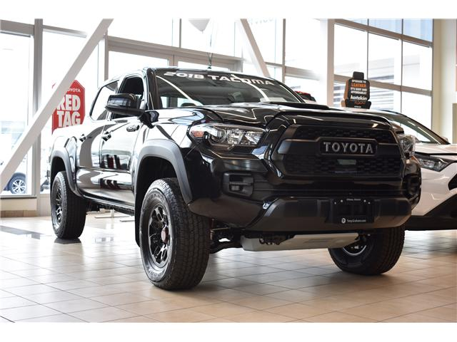 2018 Toyota Tacoma TRD Off Road (Stk: 88857) in Ottawa - Image 1 of 29