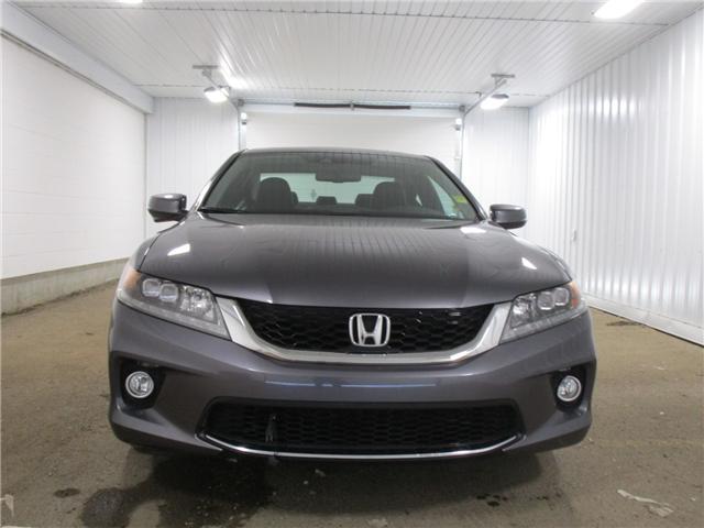2014 Honda Accord EX-L-NAVI V6 (Stk: 1983071 ) in Regina - Image 2 of 28