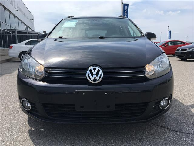 2013 Volkswagen Golf 2.0 TDI Highline (Stk: 13-20083MB) in Barrie - Image 2 of 27