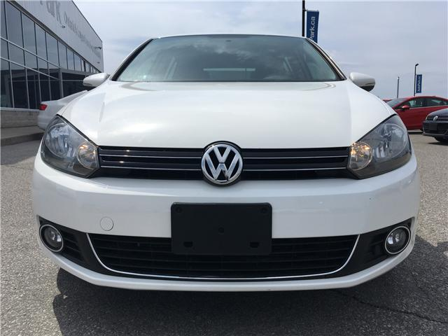 2013 Volkswagen Golf 2.0 TDI Highline (Stk: 13-46975MB) in Barrie - Image 2 of 26