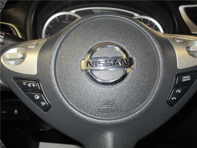 2018 Nissan Sentra 1.8 SV (Stk: F170681 ) in Regina - Image 16 of 27