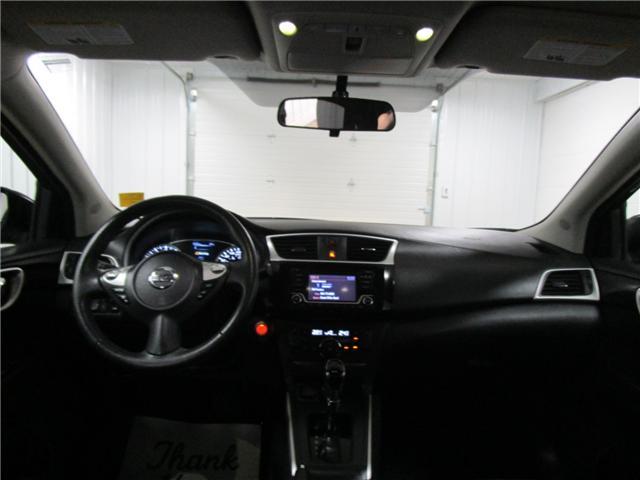 2018 Nissan Sentra 1.8 SV (Stk: F170681 ) in Regina - Image 12 of 27