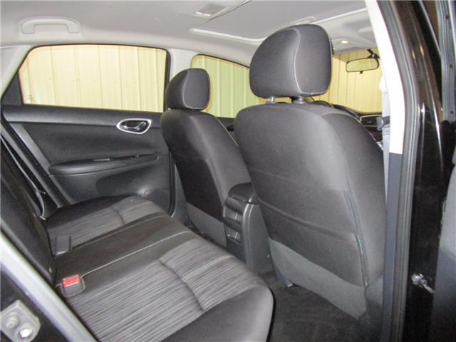 2018 Nissan Sentra 1.8 SV (Stk: F170681 ) in Regina - Image 25 of 27
