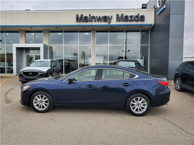 2016 Mazda MAZDA6 GS (Stk: M18348A) in Saskatoon - Image 1 of 25