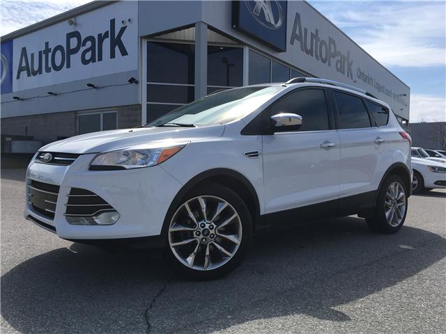 2016 Ford Escape SE (Stk: 16-33319MB) in Barrie - Image 1 of 27